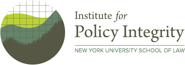 Institute for Policy Integrity logo