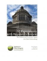 52 Experiments with Regulatory Review