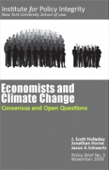 Economists and Climate Change