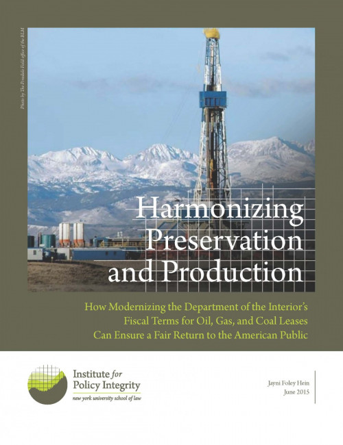 Harmonizing Preservation and Production