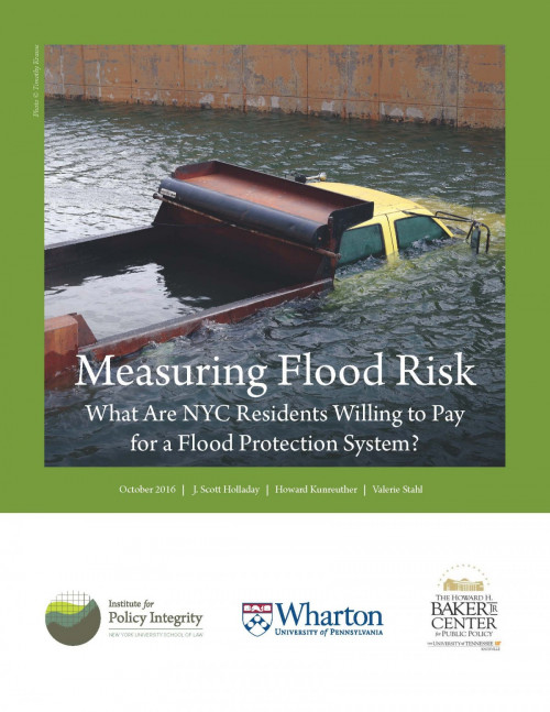 Measuring Flood Risk Cover