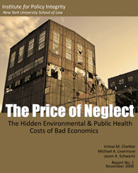 The Price of Neglect Cover