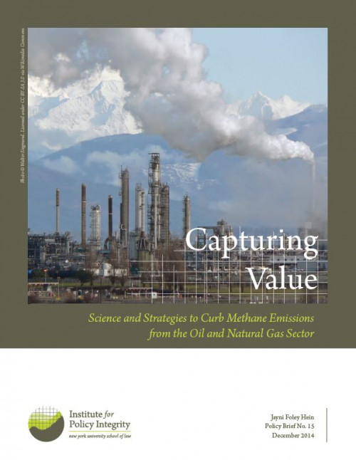 Capturing Value Cover