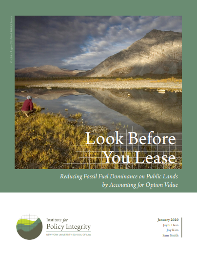 Look Before You Lease Cover